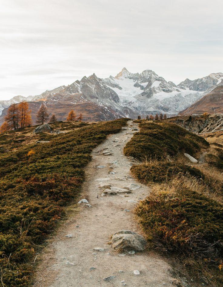 Five Lakes Trail, Zermatt