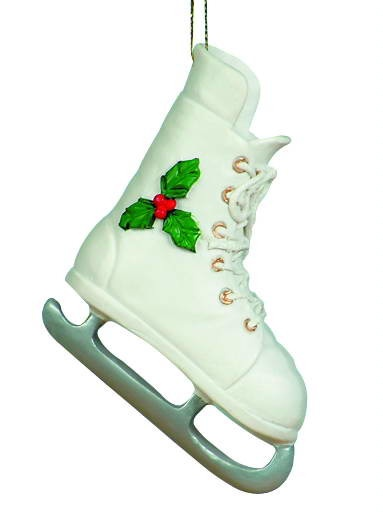 ice skates Christmas ornament   Ice Skates   Pinterest ...