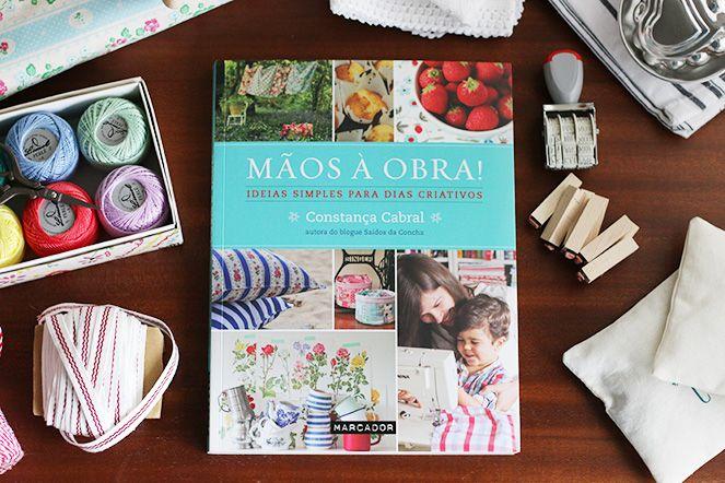 Book review: Mãos à obra de Constança Cabral!