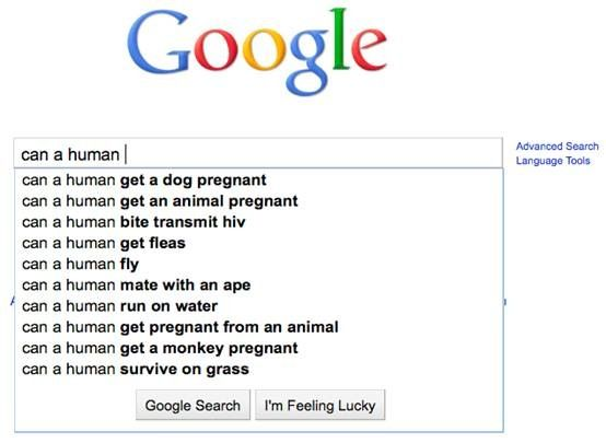 Best Funny Google Images On Pinterest Funny Google Searches - The 24 most hilarious google search suggestions ever the 3 killed me lol
