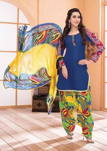 Latest Patiala Suits 2016