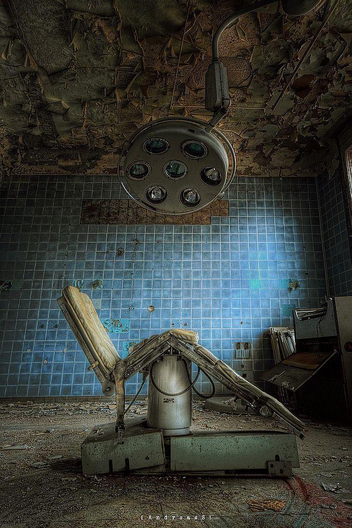 Verlaten ziekenhuis   Thriller!   Pinterest   Verlaten ziekenhuis, Verlaten en Verlaten huizen