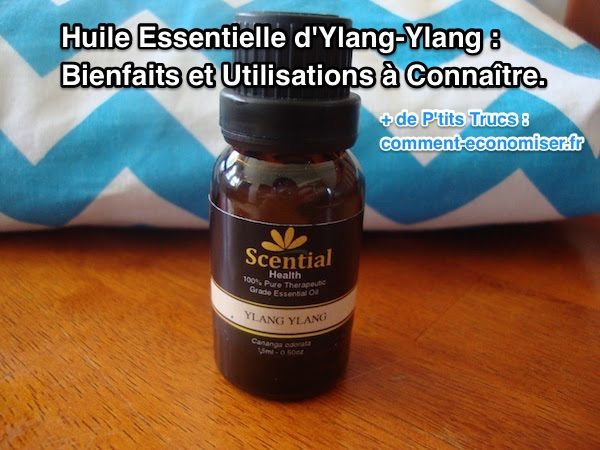 Huile Essentielle d'Ylang-Ylang : Bienfaits et Utilisations à Connaître.