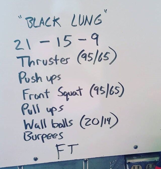 Not sure where this came from, but this WOD looks like a doozy!