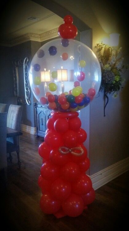 17 Best images about Tulsa Balloon Decor on Pinterest  ~ 060608_Birthday Party Ideas Tulsa