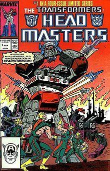 Transformers (comics) - Wikipedia, the free encyclopedia