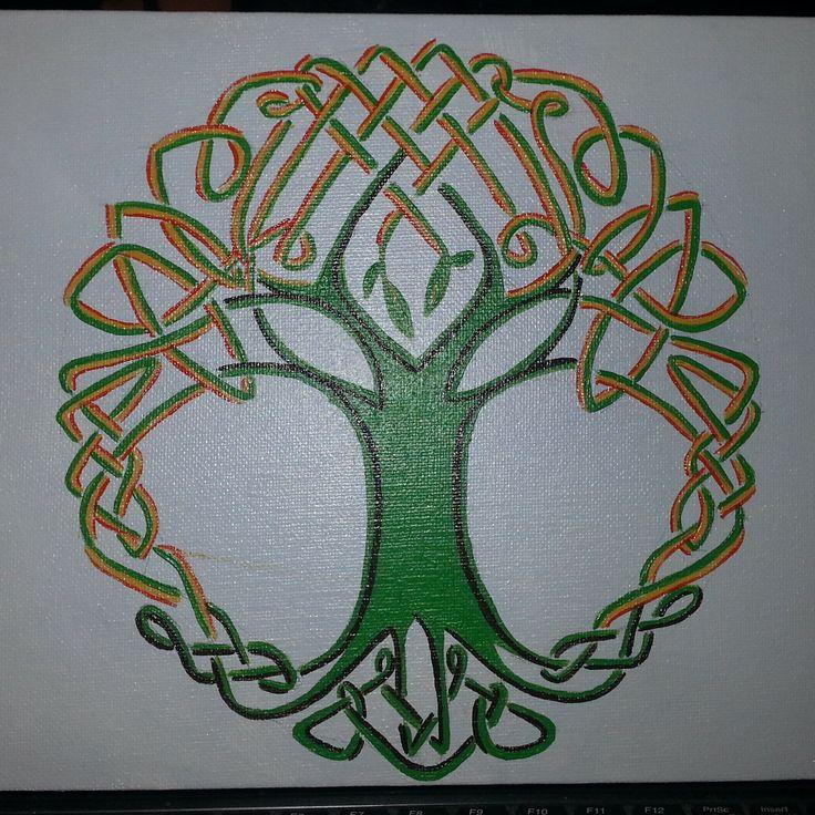 Pattern Tree Of Life – Jerusalem House