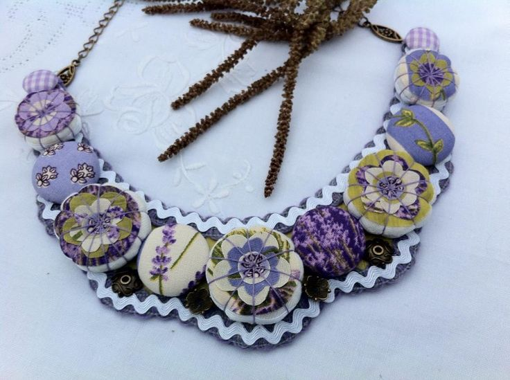 Handmade necklace