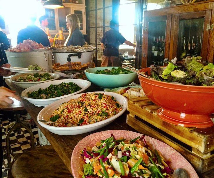 soho house brunch buffet - Google Search