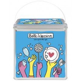 Derriere la Porte - Dishwasher soap Box