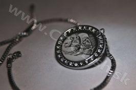 Darček Gravírovanie chirurgická oceľ-  Kruh