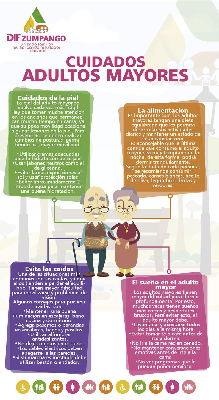 El adulto mayor necesita ciertas atenciones especiales. Te dejamos una lista de algunos consejos que te servirán a la hora de cuidar a nuestras personas de la tercera edad. #MultiplicandoCuidados #UniendoFamilias #DIFZumpango