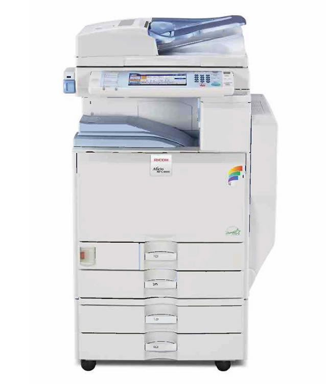 Ricoh Aficio Mp C2500 All In One Laser Printer Ricoh
