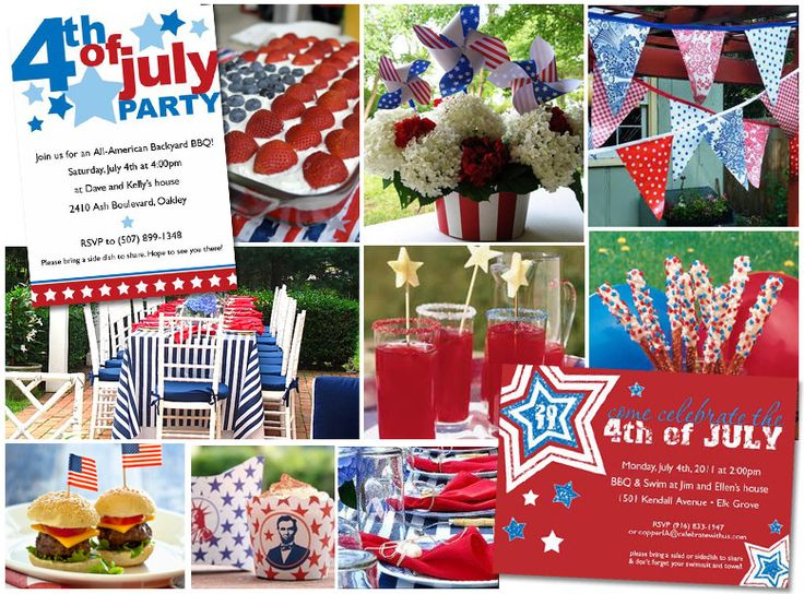 fourth of july birthday pictures