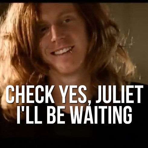 """Check Yes, Juliet"" by We the Kings 