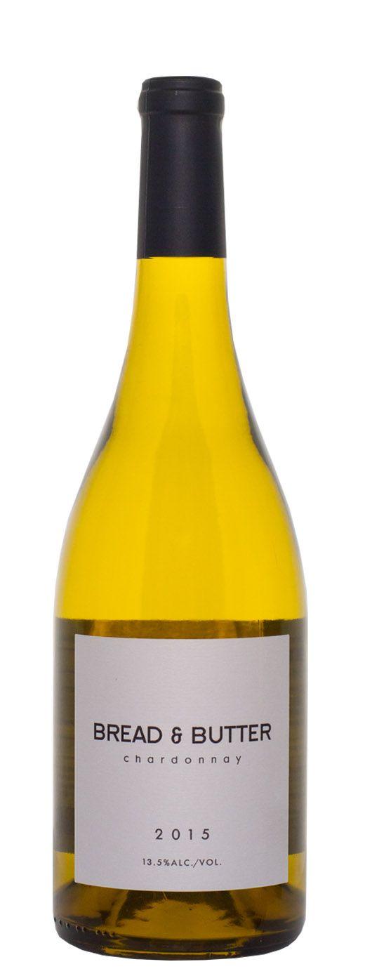 2015 Bread & Butter Chardonnay - Buy Wine Online | B-21 Wine, Liquor & Beer