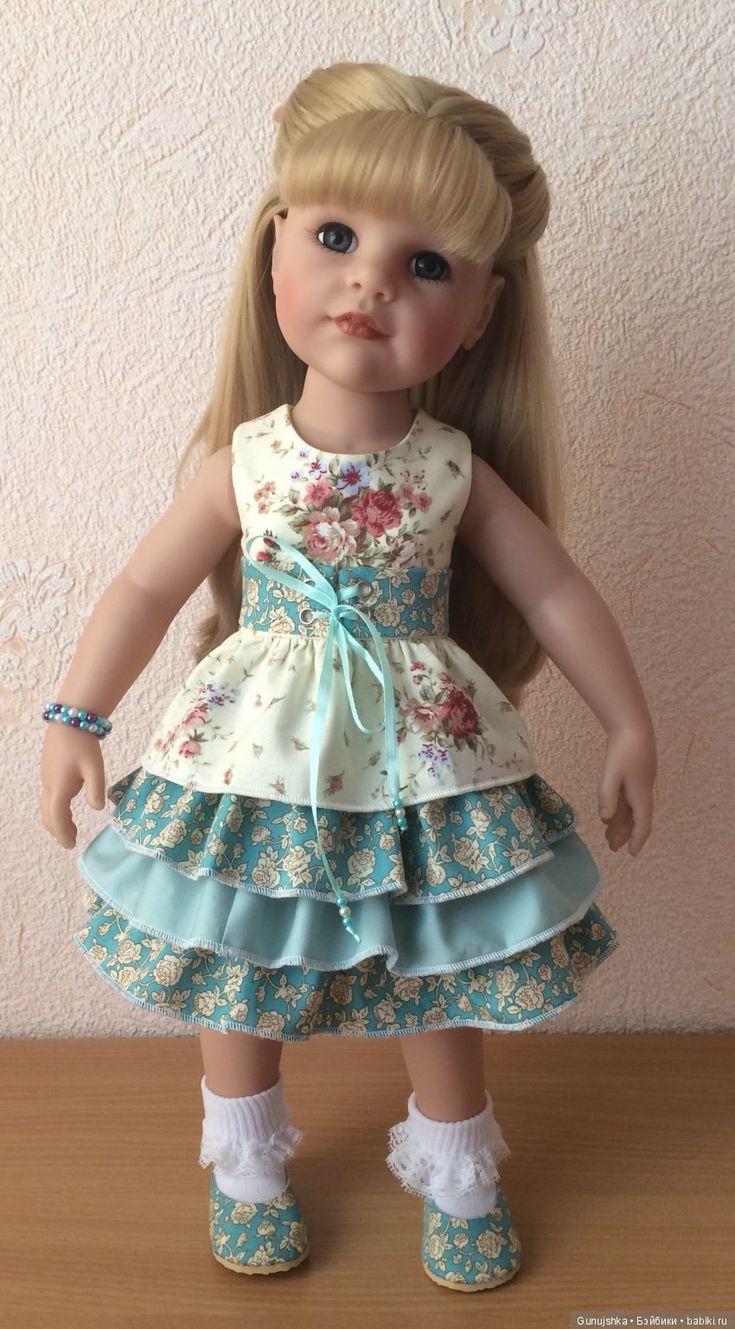 Новые наряды у моих крошек / Одежда и обувь для кукол своими руками / Бэйбики. Куклы фото. Одежда для кукол