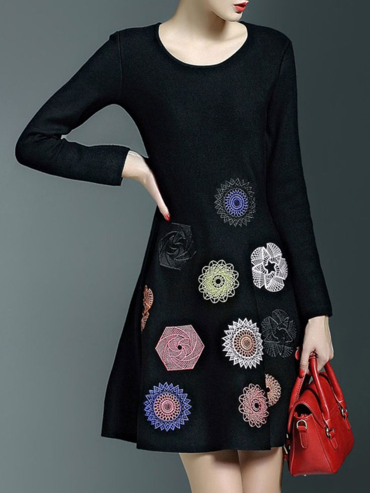 https://www.stylewe.com/product/embroidery-wool-blend-mini-dress-17867.html