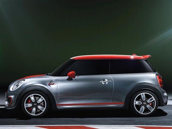 Mini John Cooper Works Concept revealed 9