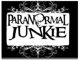 The term 'Paranormal Junkie' is quite apt.