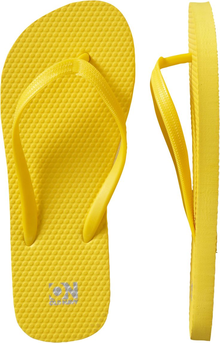 Color Mostaza - Mustard Yellow!!!  Flip Flops