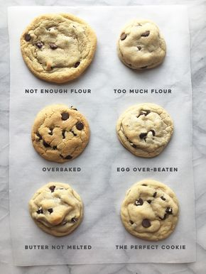 These are THE BEST soft chocolate chip cookies! No chilling required. Just ultra…