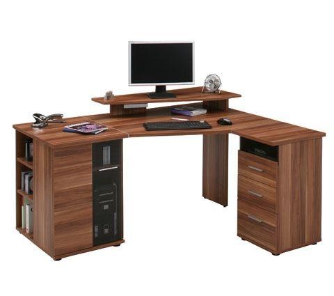 1000 images about diy desk ideas on pinterest home office design diy desk and corner workstation - Making a corner desk ...