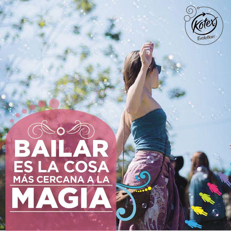 #Bailando