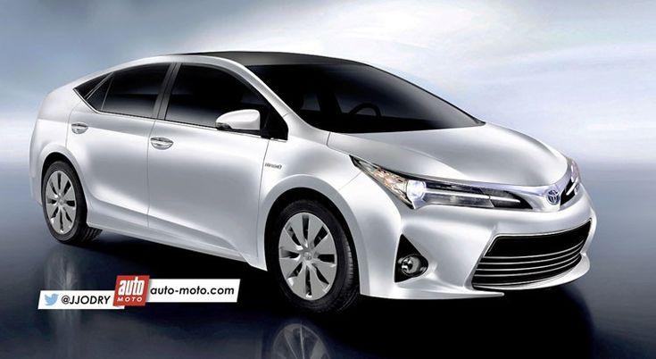Toyota Prius 4 (2016)