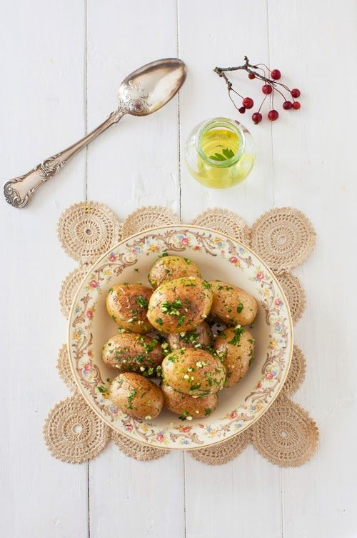 Potato is a relative newcomer in Russian cuisine. It has started to occupy a regular spot on the dining table from the early 19th centur...