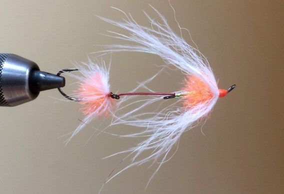 113 best fly pattern intruder style images on pinterest for Ice fishing flies