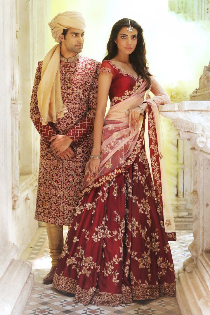 90a463eb458 Shyamal   Bhumika have the most gorgeous Indian wedding outfits I ve ever  seen!