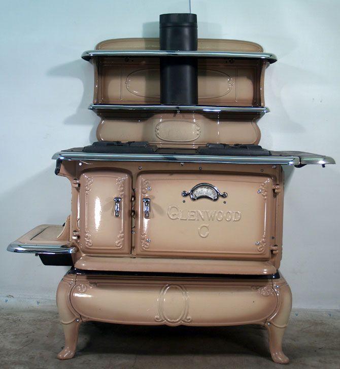 Старинные кухонные плиты