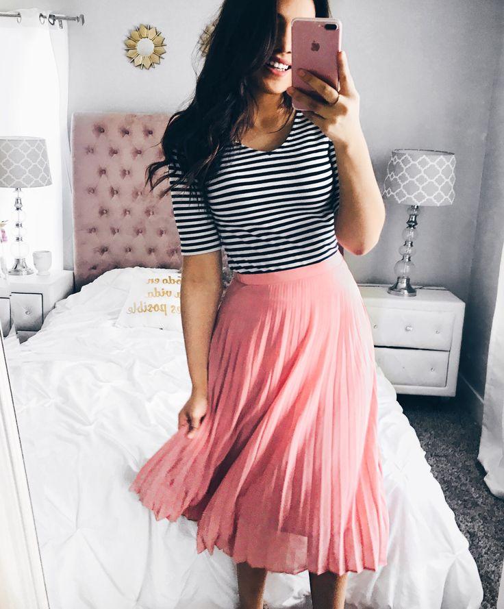 Feminine and Chic Style. Moda Modesta. Modest Fashion.