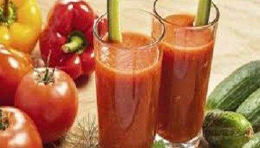 Tomatensap vermindert buikomvang en ontstekingsmarkers (al bij 1 glas per dag)
