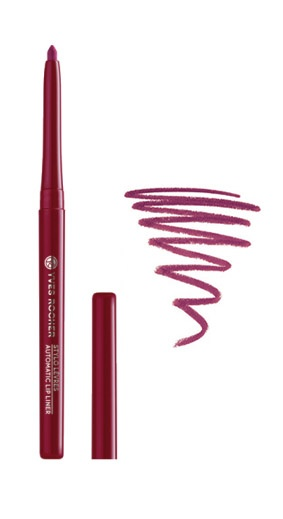 Our Dark Red Automatic Lip Liner, your best ally for color that stays! Notre Stylo lèvres Rouge foncé pour une couleur qui dure ! @Yves Rocher Canada #GrandRougeMoment #yvesrocher