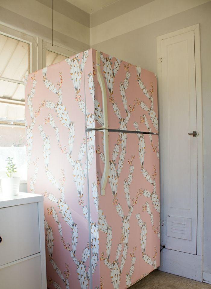 ▷ 1001 + ideas sobre cómo decorar con papel pintado   My Space ...