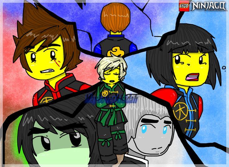 341 Best Images About Ninja-go!!!! On Pinterest