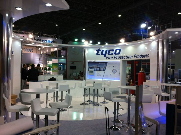 Tyco Exhibition Stand -2