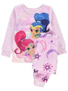 Shimmer and Shine Clothes Online: Shimmer and Shine Fleece Pyjamas – Novelty-Characters