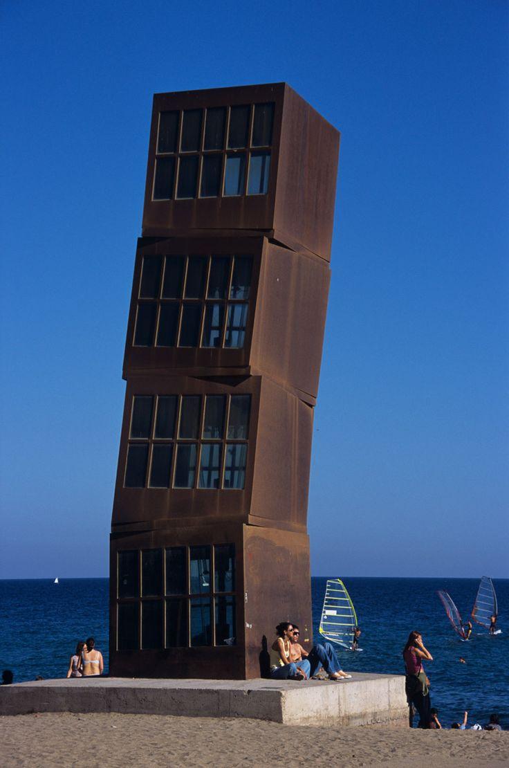La Estrella Herida de La Barceloneta
