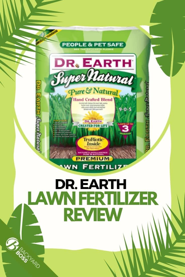 Dr Earth Lawn Fertilizer Review Lawn Fertilizer Fertilizer Organic Soil