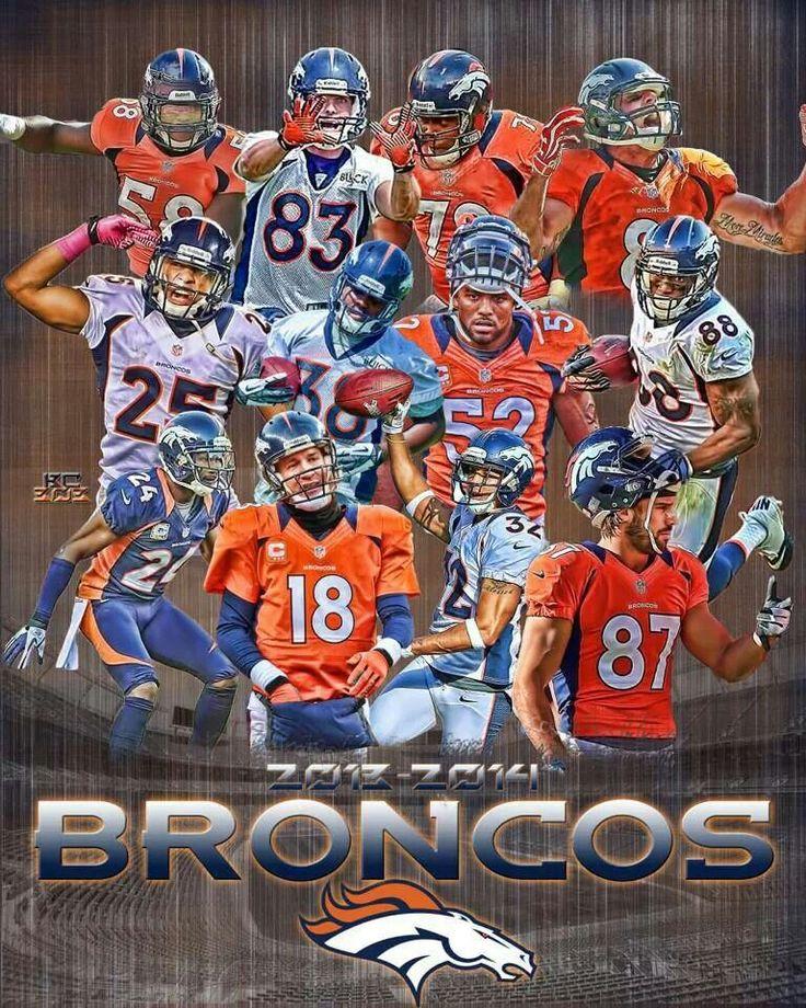 Broncos Team