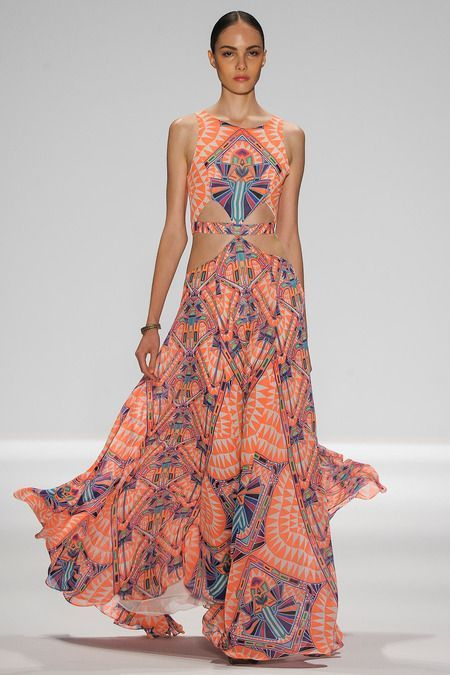 #Style#Outfit# - Runway: Mara Hoffman Spring 2014 Ready-to-Wear Collection
