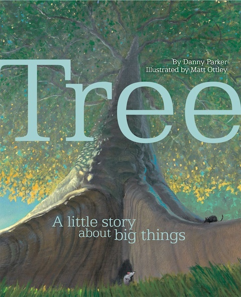 Tree - charming Australian children's picture book with an environmental theme.