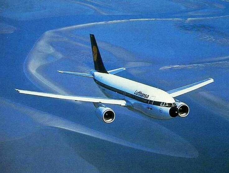 airbus A310 203