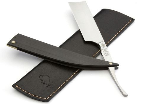 Bison Made + Max Sprecher Signature Straight Razor, Made in USA