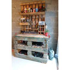 Les 25 meilleures id es de la cat gorie fabriquer un - Fabriquer casier bouteille bois ...