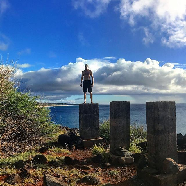 My very own Parkour course, Molokai, Hawaii #longlife #fitness #sunsets #rainbows #hawaiilife #realestate #surf #surfing #photooftheday #scubadiving #snorkeling #beach #ocean #organic  #happyme #surfboard #edm #followme #tbt #instagood #yoga #ibiza  #grateful #gratitude #live #love #iphone7 #realtor #bikini #me #localrealtors - posted by Jeff Dunn https://www.instagram.com/enigmabrothers - See more Real Estate photos from Local Realtors at https://LocalRealtors.com