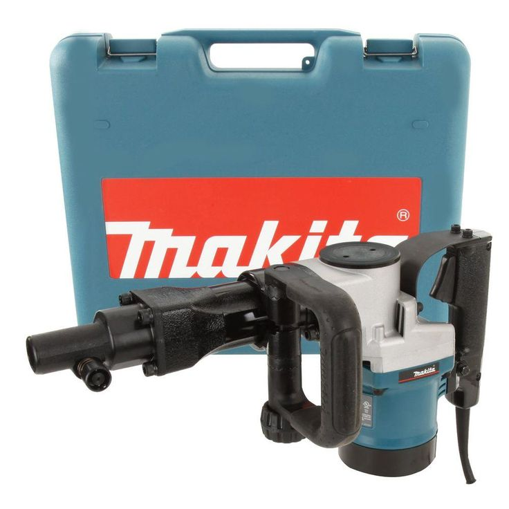 Makita 10 Amp 20 lb. Demolition Hammer Accepts 3/4 in. Hex Shank Bit